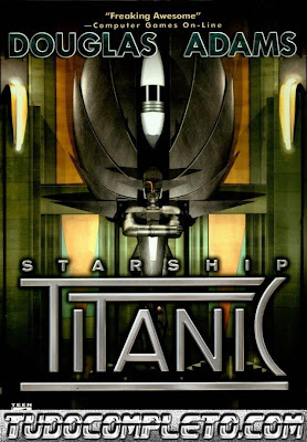 Starship Titanic (PC) Download Completo