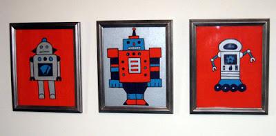 Thanu's robot overlords