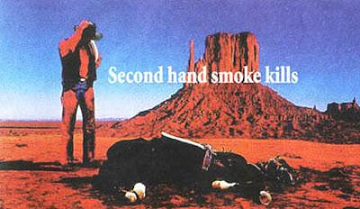 Μην καπνίζετε μπροστά στα παιδιά σας-και οι παθητικοί καπνιστ�ς κινδυνεύουν