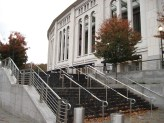 Yankee Stadium After the Season Ends