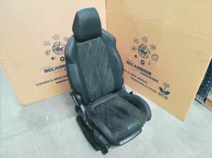 Right Front Seat Peugeot 3008 Suv M 2 0 Bluehdi 150 C Airbag B Parts
