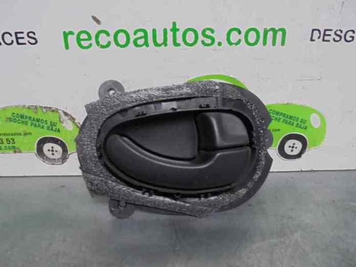 Rear Right Interior Door Handle Peugeot 406 8b 2 0 Hdi 110 9616307477 B Parts