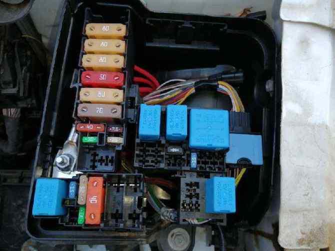 renault clio fuse box parts  save wiring diagrams nut