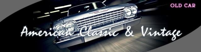 old&classic car