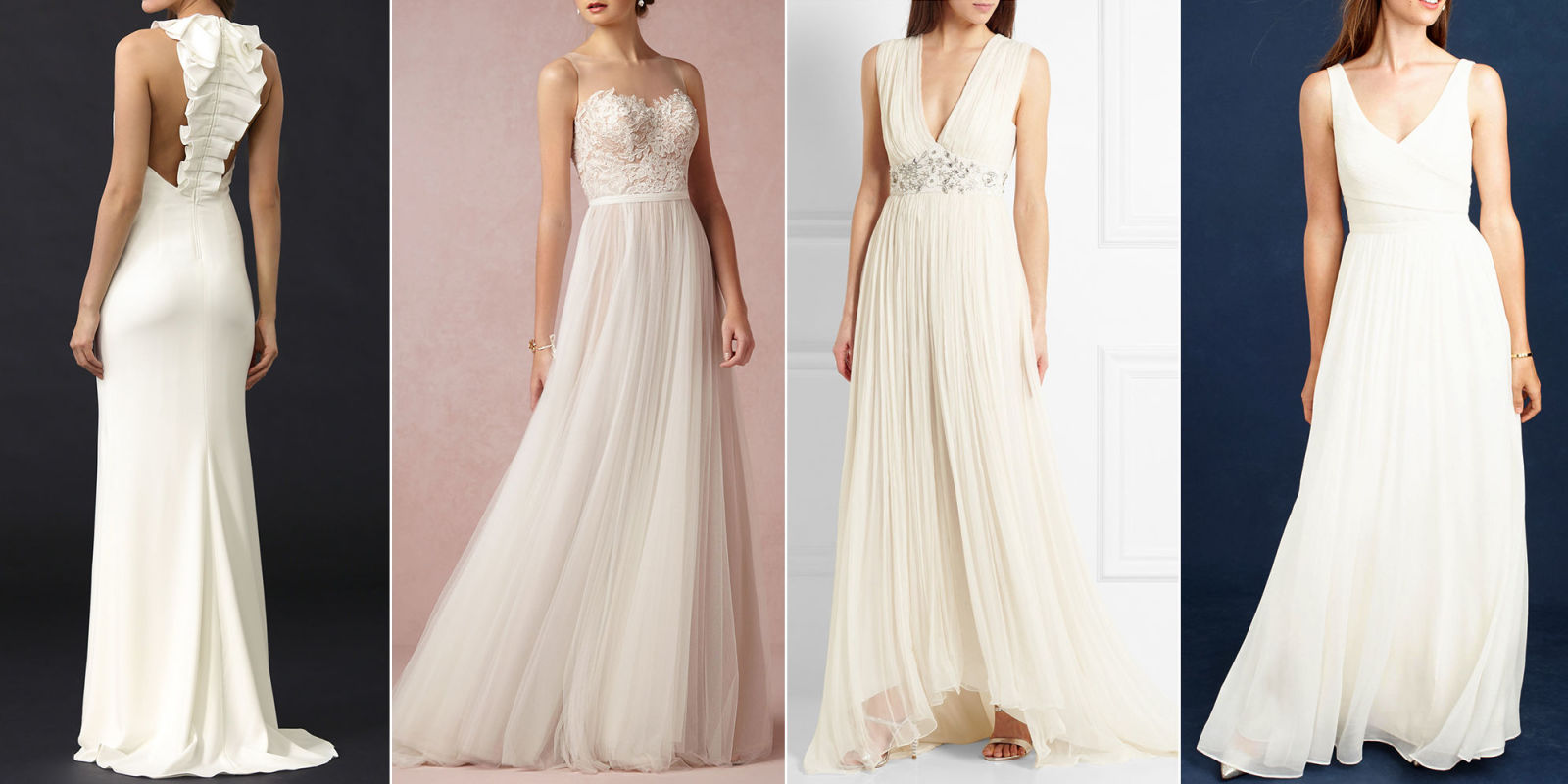10 Best Cheap Wedding Dresses 2016
