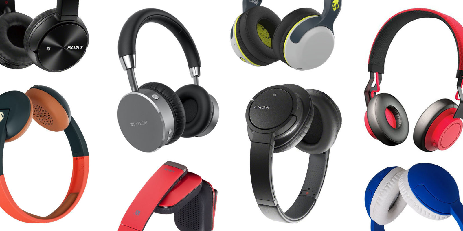 12 Best Cheap Bluetooth Headphones Of 2018 Over Ear And
