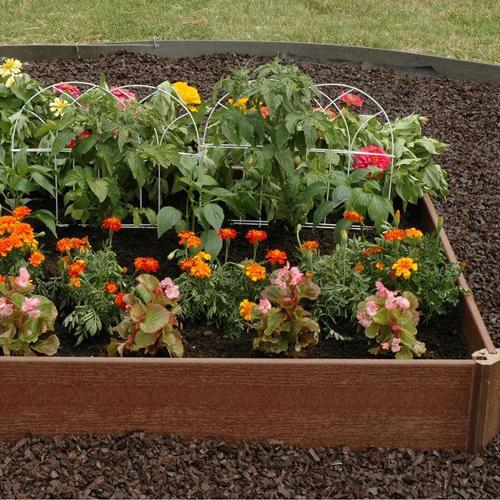 Home Depot Raised Flower Beds