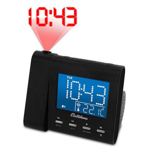 16 Best Digital Alarm Clocks 2017 Cool Projection Speaking. Best Bedroom Clock Radio   Bedroom Style Ideas