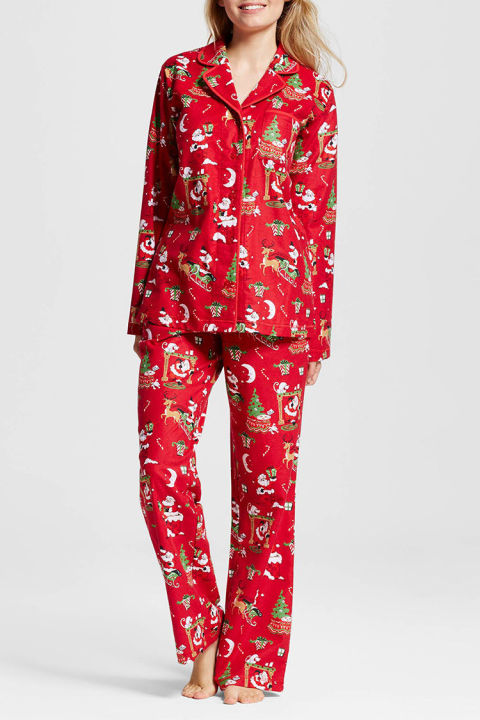 Buy Now  Buy Now Target Makes It Easy To Dress The Whole Family In Christmas Pjs
