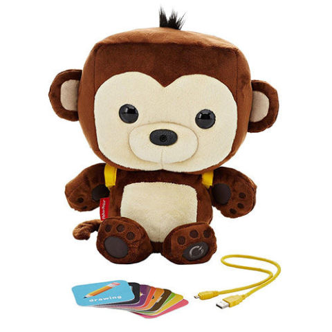 Fisher-Price Smart Toy Monkey
