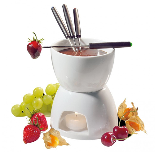 10 Best Fondue Pots And Sets For 2018 Ceramic And