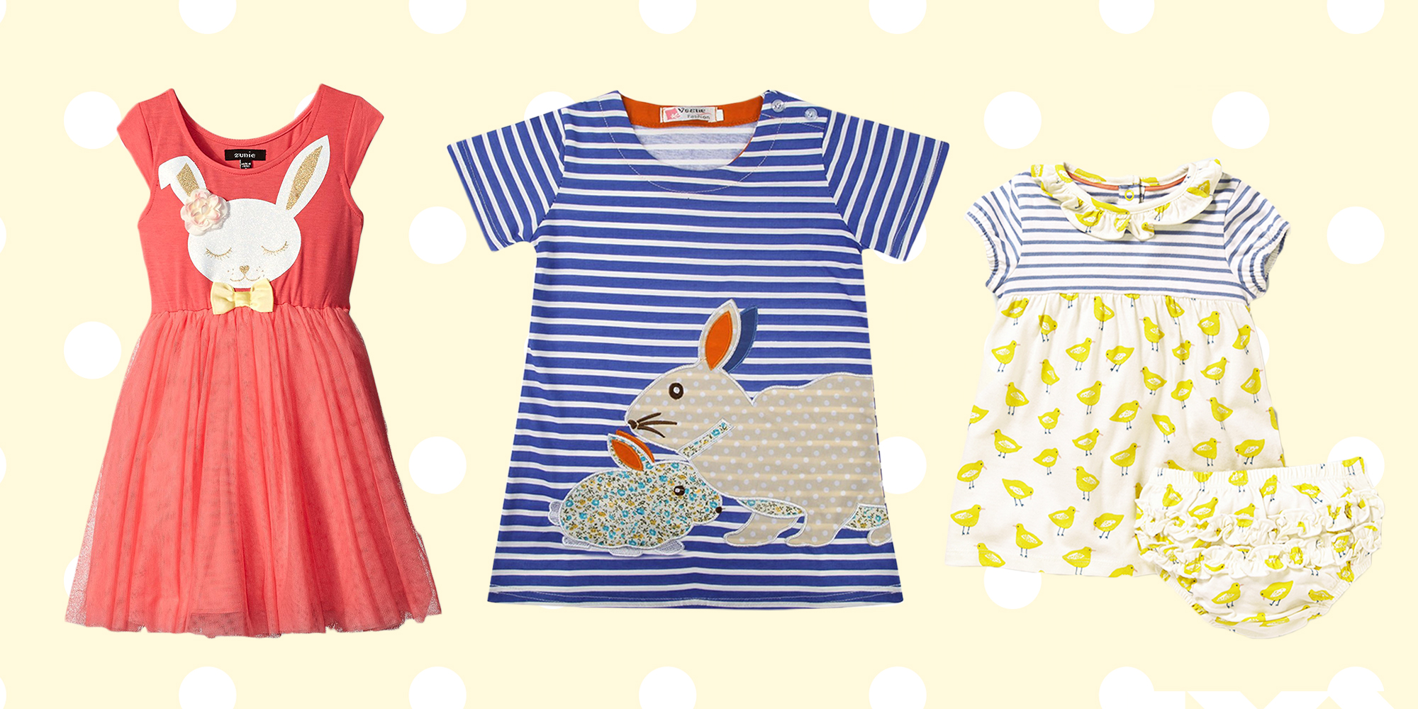 10 Best Easter Dresses For Girls And Toddlers 2018