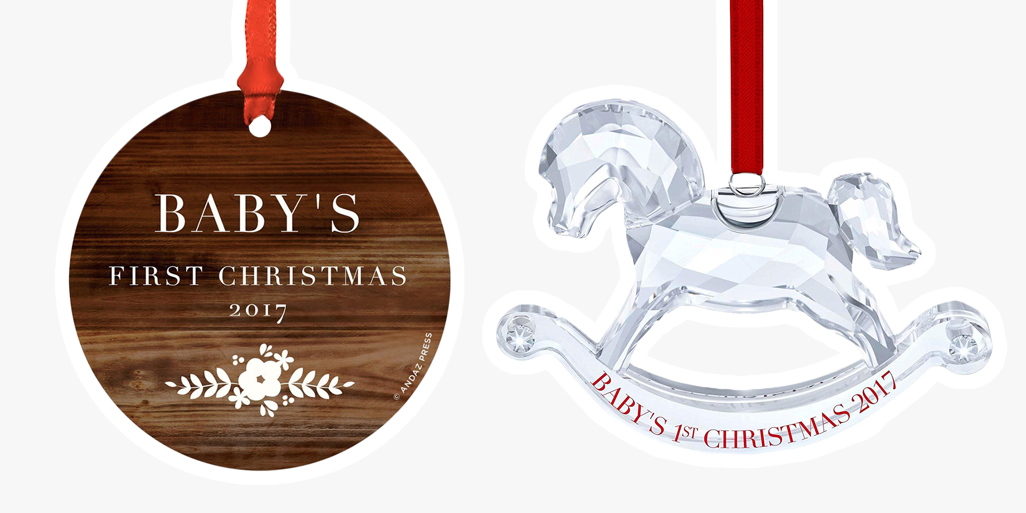 13 Best Babys First Christmas Ornament Ideas For 2018