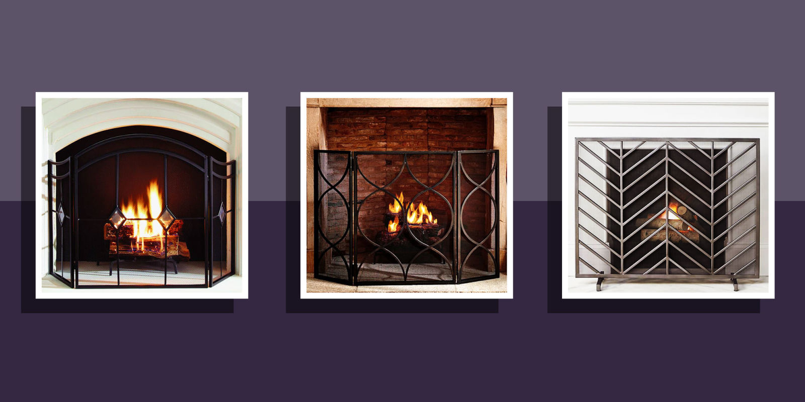 10 Best Fireplace Screens For Winter