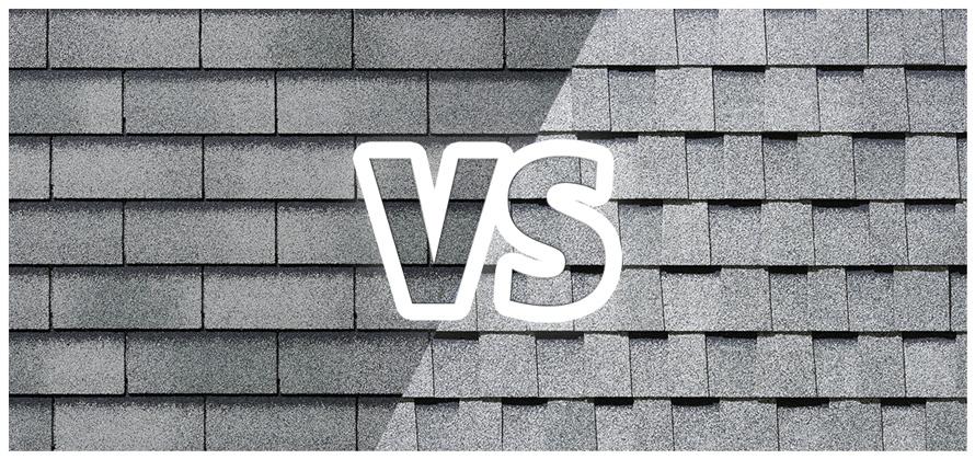 3 Tab Vs Architectural The Great Shingle Debate Bp Canada
