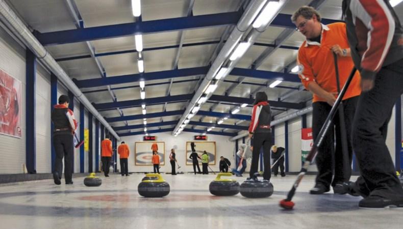 Kamaraerdei Curling Klub Budapest