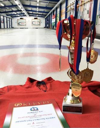 Kamaraerdei Curling Club Budapest Cég Kupa