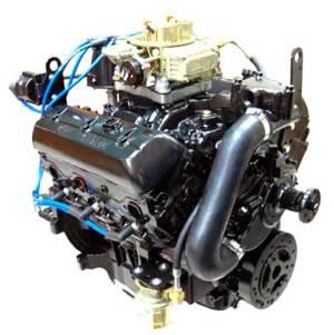 43L GM Enhanced Base V6 Marine Engine