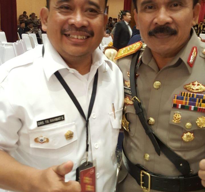 Dukungan Mengalir Untuk Irjen Pol Fakrizal Menjadi Gubernur Sumatera Barat