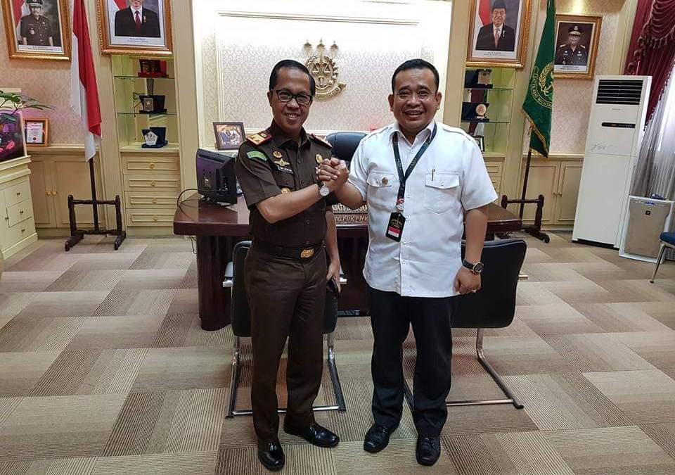 Direktur PT Indorec Sejahtera Dituntut 6 Bulan, LSM BPI KPNPA RI Lapor JPU Ke Jamwas RI