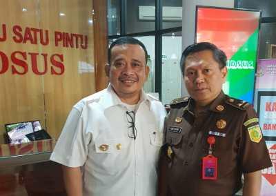 BPI KPNPA RI Tindaklanjuti Dugaan Kasus Korupsi & Gratifikasi Rektor Universitas Jambi Ke Kejagung RI.
