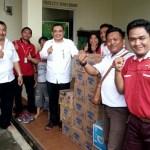 Beri Bantuan Warga Terdampak, Ketua BPI KPNPA RI tekankan: Bila ada kecurangan terkait baksos, Laporkan.