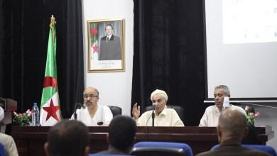Photo of محاضرة حول حياة ومآثر الشيخ عبد القادر الطاهيري