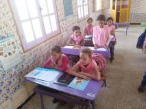 المكتبة المتنقلة بلدية قطارة (12)