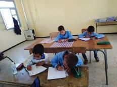 المكتبة المتنقلة في بلدية سيدي بايزيد (2)