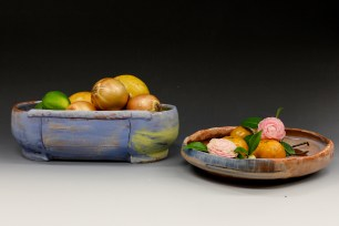 Fairbank, Serving Dishes, Earthenware, 13x6x5, 2014