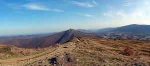 Ciekawa wycieczka w Bieszczady. Wędrówka szlakiem połonin na Połoninę Wetlińską oraz wejście na Tarnicę - najwyższy szczyt Bieszczad
