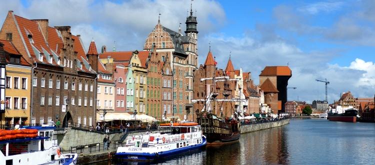 wycieczka szkolna do Gdańska