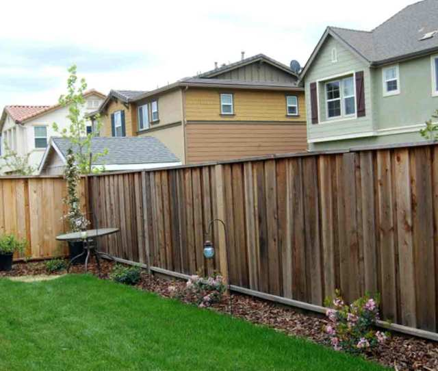 Types Of Wood Fencing Landscape Beautifier Or Necessity