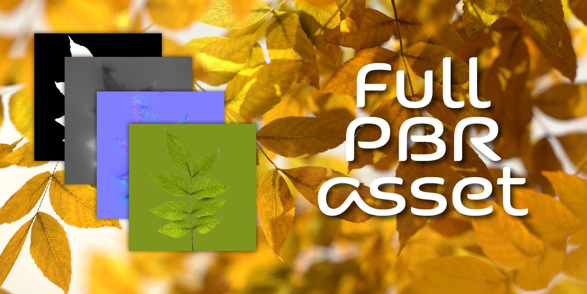 full pbr asset blender