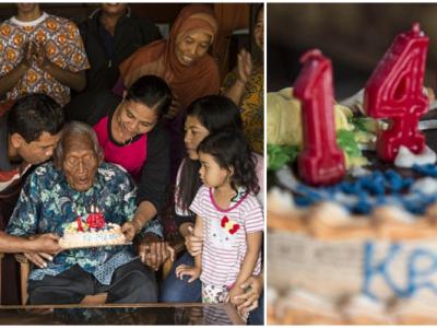 インドネシアの146歳