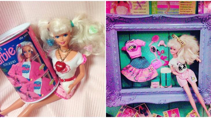 子供にバービー人形買ってはいけない説