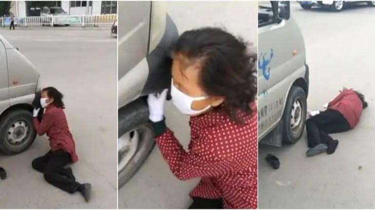 【詐欺】注意!中国に悪質過ぎる「当たり屋」出現!壮絶動画に恐怖