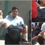 【閲覧注意動画】生徒80人が集団発作!コックリさんでパニック感染