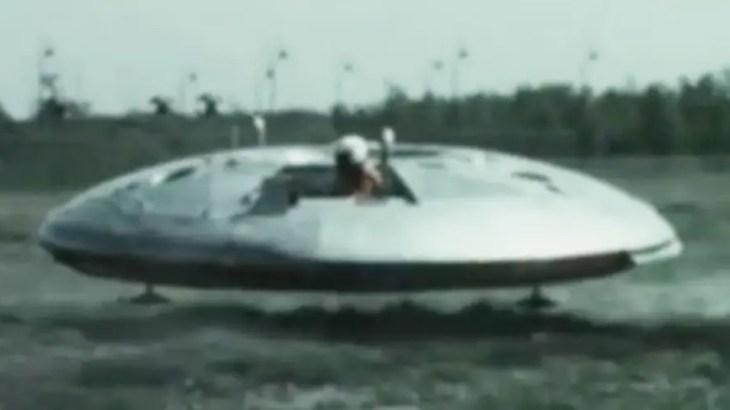 米軍が本気でUFO開発してた証拠動画!!冷戦時代に基地で撮影…