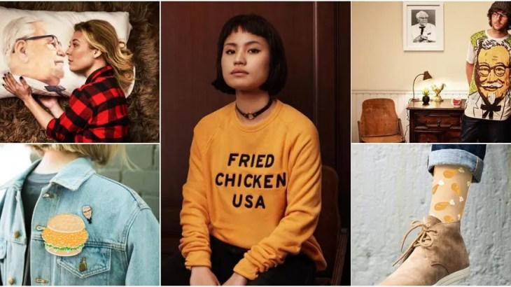 ケンタッキーのファッションアイテム