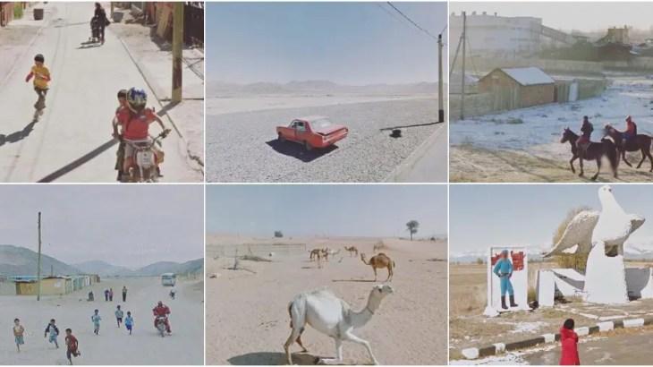 引きこもり女性をGoogle絶賛!ストリートビュー世界旅行で絶景撮影