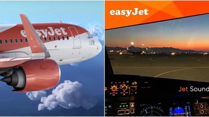 【不眠】LCC航空会社が睡眠導入音楽を発表!飛行機のエンジン音で快眠