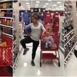 忙しいママ必見!?買い物中の簡単エクササイズ動画に賛否両論の理由