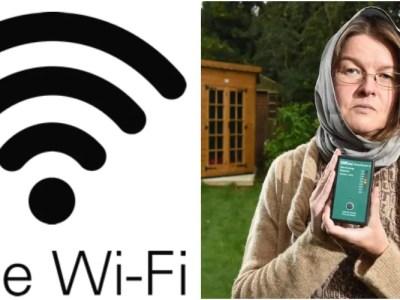 Wi-Fiアレルギーの電磁波過敏症