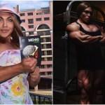 ガチムチ過ぎるロシアの筋肉美女!マッチョな画像でフォロワー20万