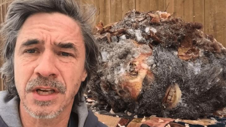 【UMA動画】雪男のDOTAMA発見!冷凍保存された巨大な頭部は…