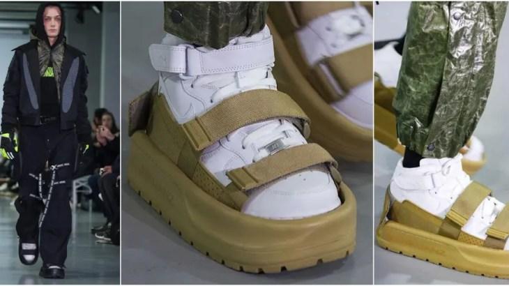 2018大穴トレンド!中国発スニーカー用サンダルはオシャレなん?