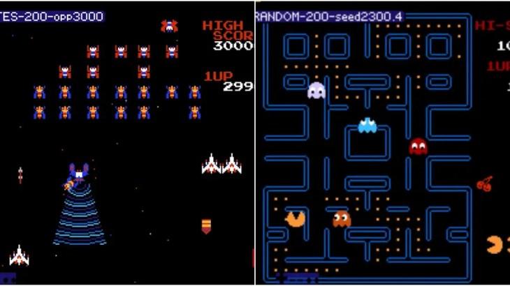 必見「ゲームセンターAI」人工知能がレトロゲーム攻略に挑戦する動画