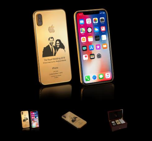 ロイヤルウエディング記念iPhone