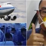 エアチャイナの機長が操縦室でタバコ吸って飛行機が急降下の緊急事態